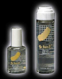 hair replacement adhesives - makeup adhesives